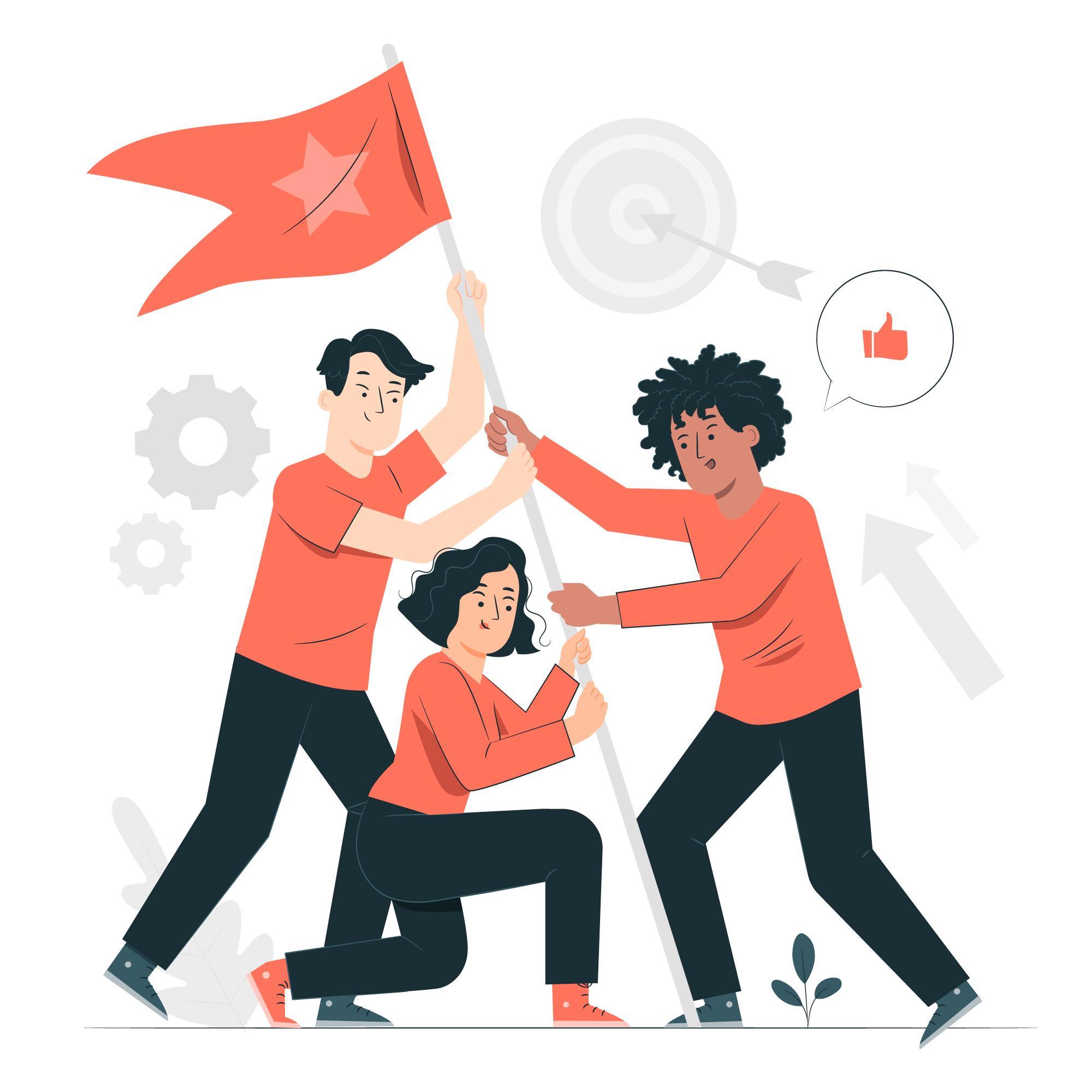 Great Teams Building